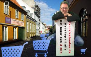 Handelsstanden.dk, banner, Henrik Constantin Obel